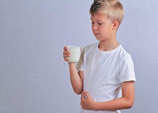 Alergia ao leite de vaca em crianças